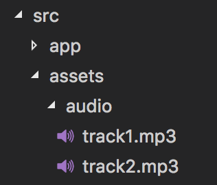 Adding Sounds using HTML5 and Native Audio in Ionic