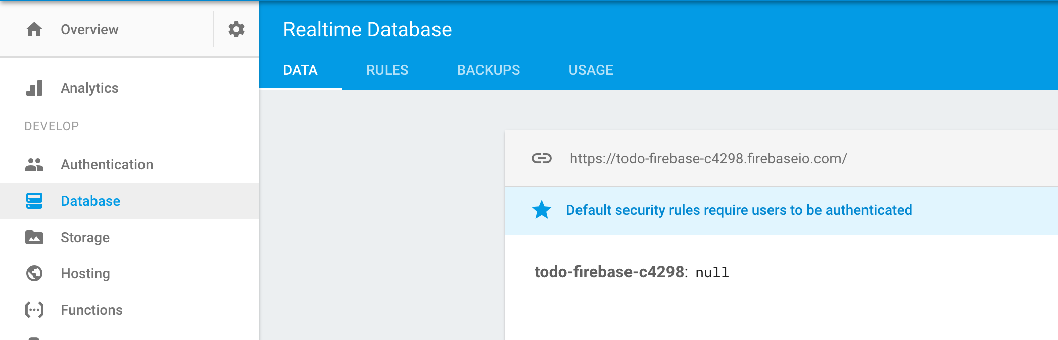 Using Firebase and AngularFire2 in an Ionic Real-Time TODO application