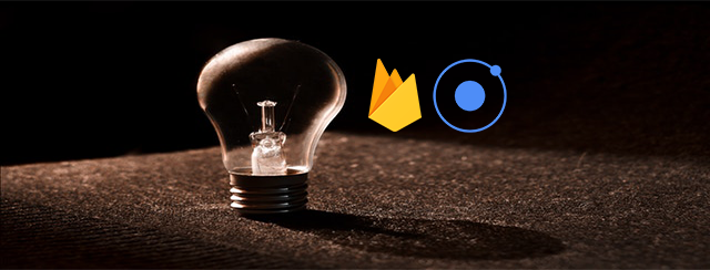 Creating an Ionic PWA with Firebase Offline and Service Workers